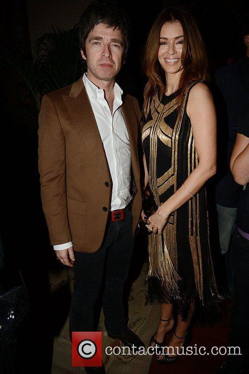 Noel Gallagher and Sarah Mcdonald 3