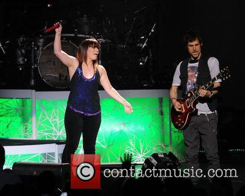 Kelly Clarkson and Hard Rock Hotel And Casino 5