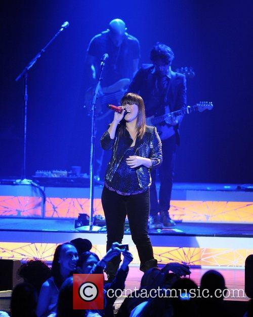 Kelly Clarkson and Hard Rock Hotel And Casino