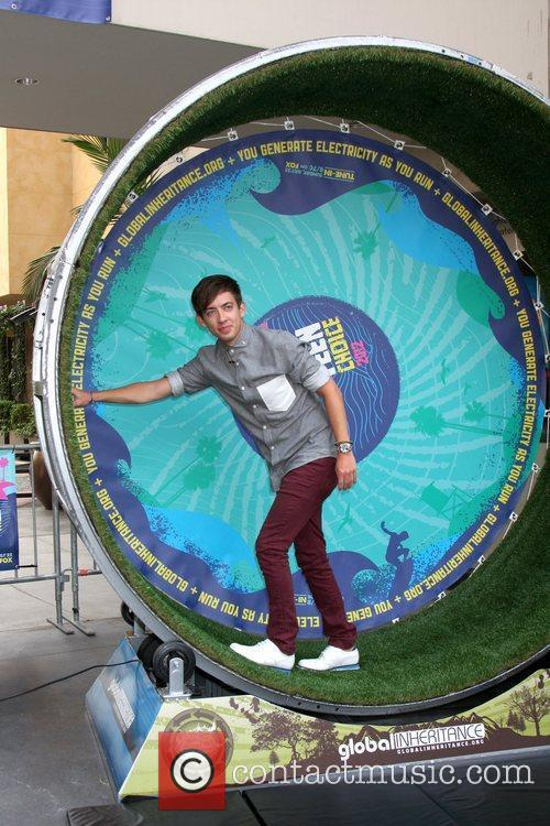 Kevin Mchale and Hollywood And Highland 6