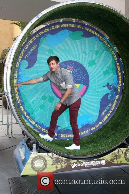 Kevin Mchale and Hollywood And Highland 7