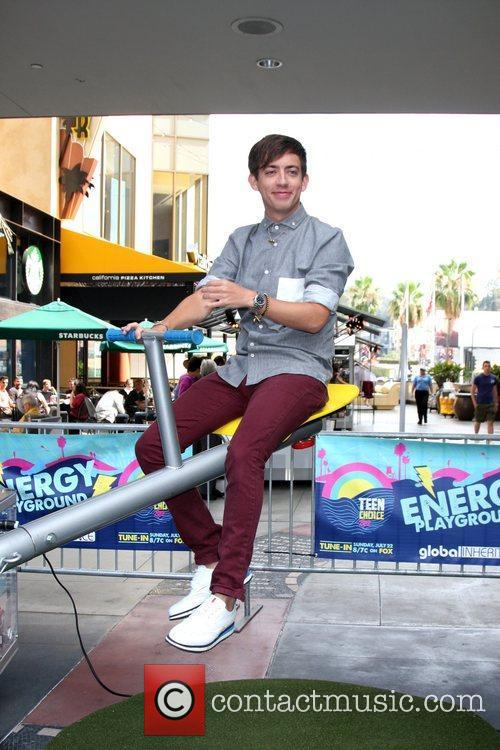 Kevin Mchale and Hollywood And Highland 1
