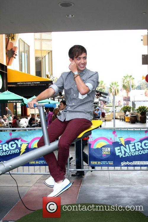Kevin Mchale and Hollywood And Highland 10