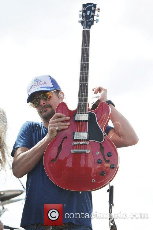 Kid Rock, Ford Ecoboost, Homestead Miami and Speedway 6