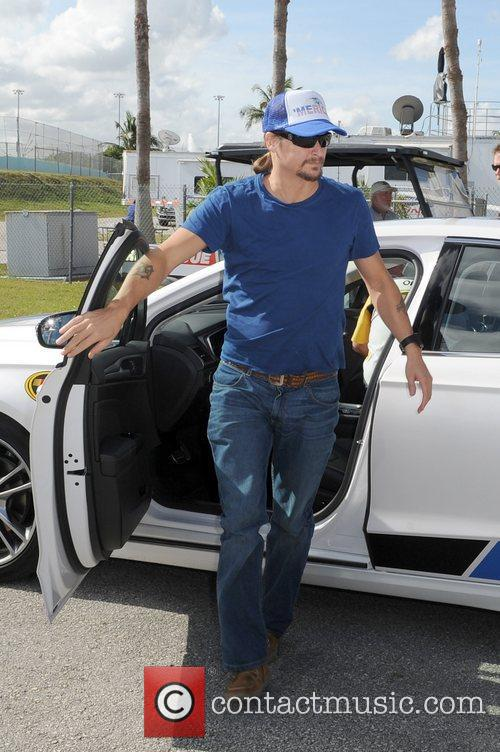 Kid Rock, Ford Ecoboost, Homestead Miami and Speedway 5