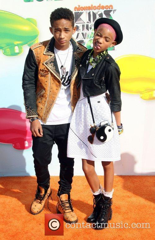 Jaden Smith, Willow Smith and Kids Choice Awards
