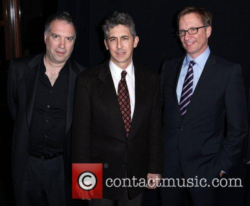 Jim Taylor, Alexander Payne and Jim Burke