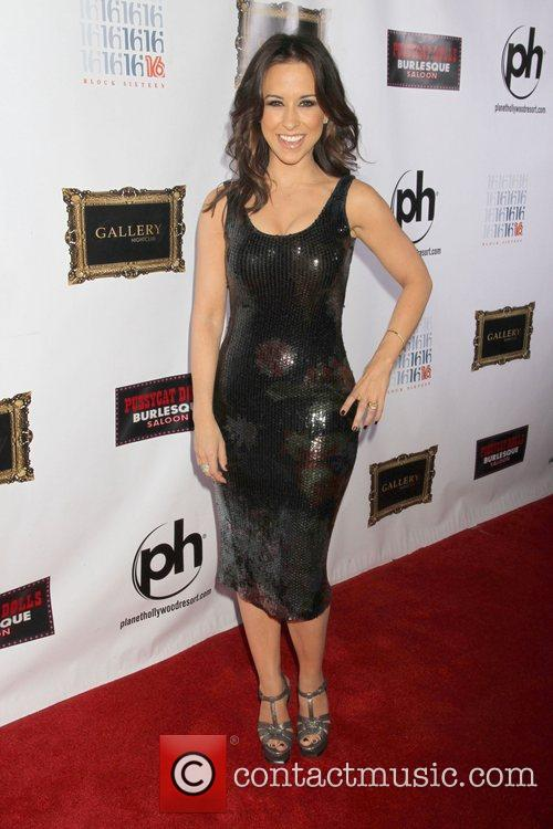 Lacey Chabert, Birthday, Gallery Nightclub, Planet Hollywood Resort, Casino Las Vegas, Nevada and Planet Hollywood
