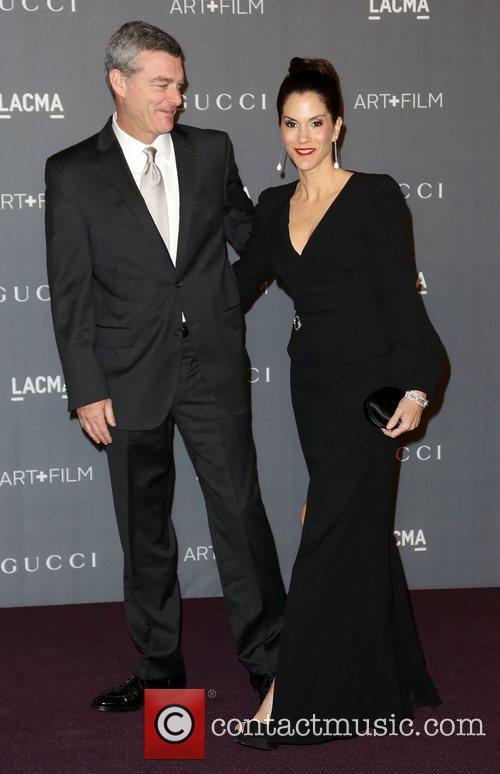 Antony Ressler and Jami Gertz