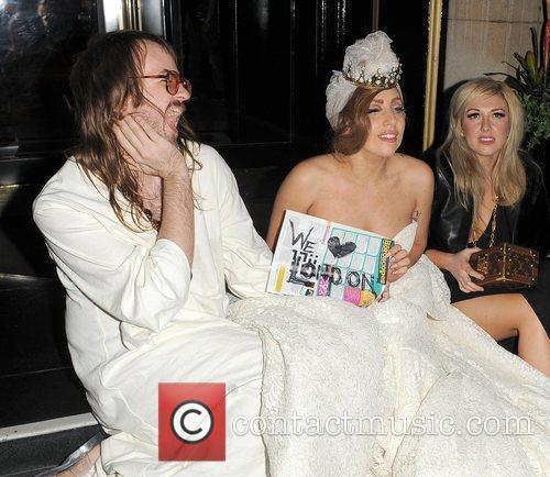 Lady Gaga, John Lennon and Steps
