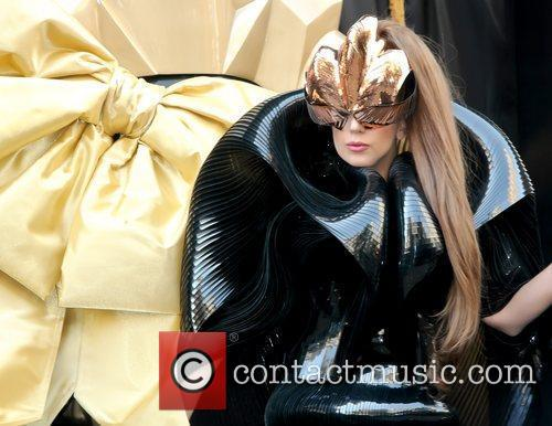 Lady Gaga and Macy's