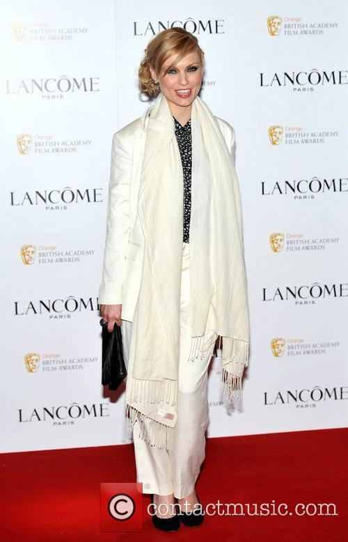 Myanna Buring and Bafta