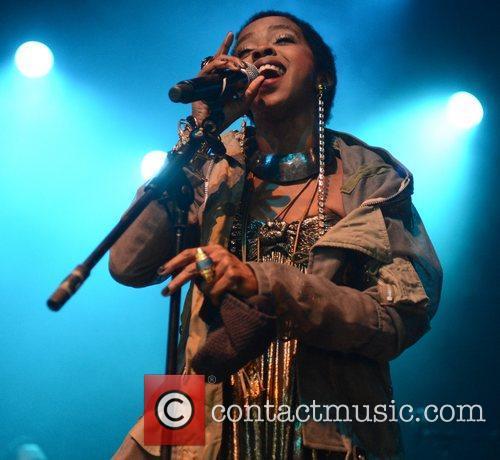 Lauryn Hill and Indigo2 5