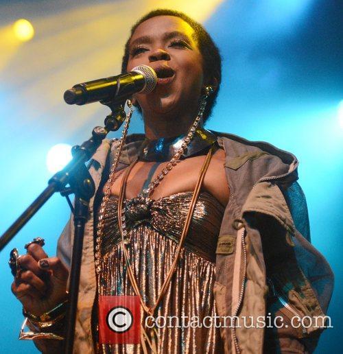 Lauryn Hill and Indigo2 6