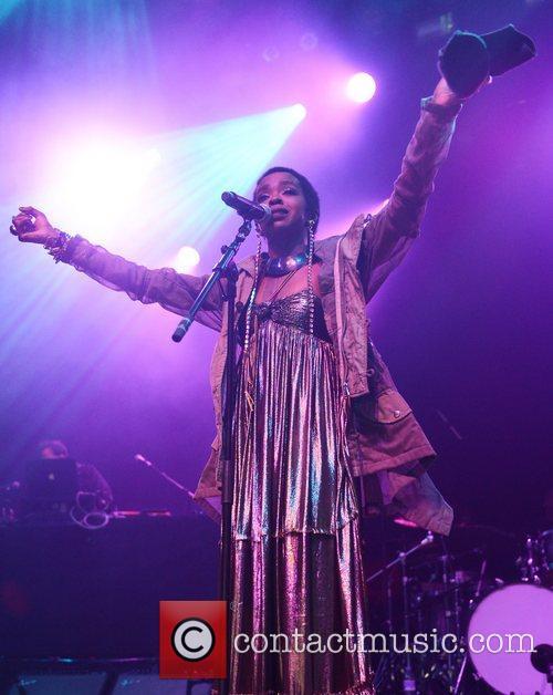 Lauryn Hill and Indigo2 1