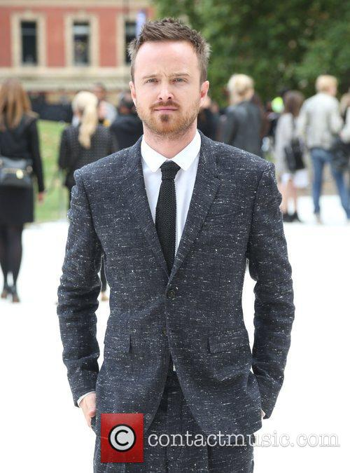 Aaron Paul London Fashion Week Spring/Summer 2013 -...