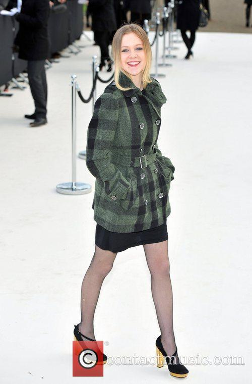 Guest, Clemence Poesy and London Fashion Week 9