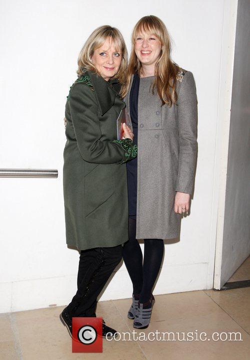 Twiggy and London Fashion Week 3