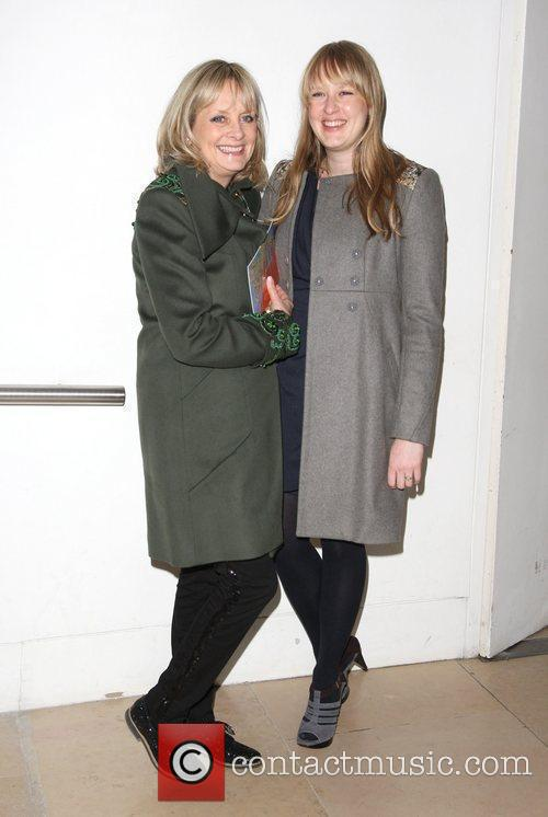 Twiggy and London Fashion Week 1