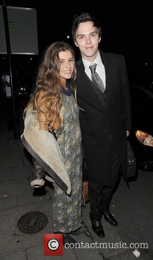Nicolas Hoult and London Fashion Week