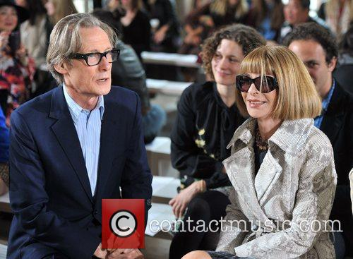 Bill Nighy and Anna Wintour 2