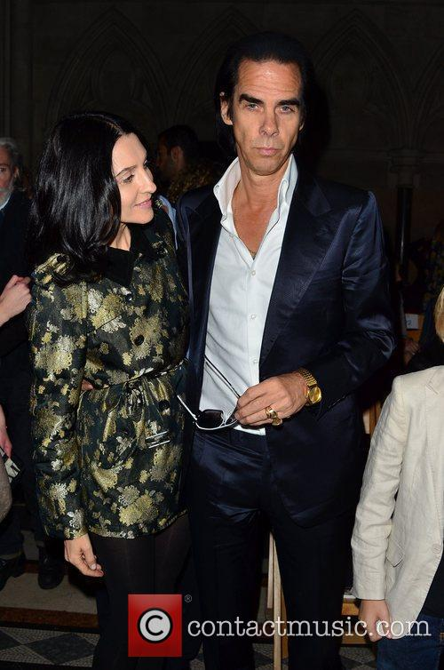 Nick Cave and London Fashion Week