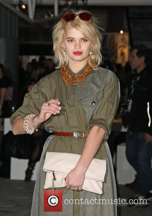 Pixie Geldof and London Fashion Week
