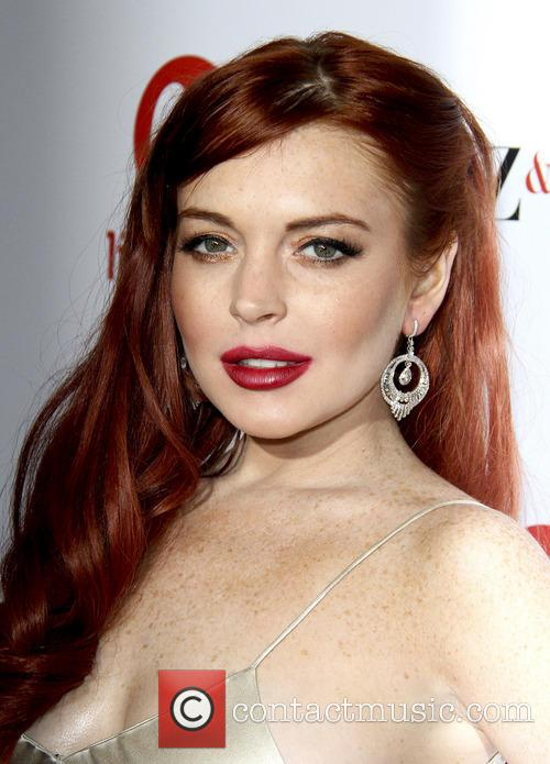 Lindsay Lohan, Liz, Dick and Beverly Hills Hotel 10