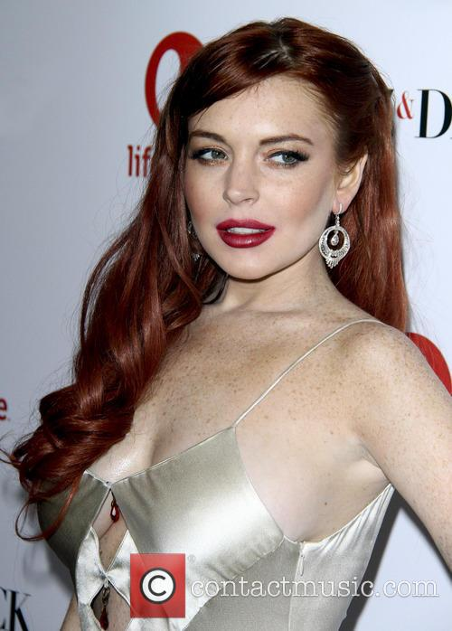 Lindsay Lohan, Liz, Dick and Beverly Hills Hotel 9