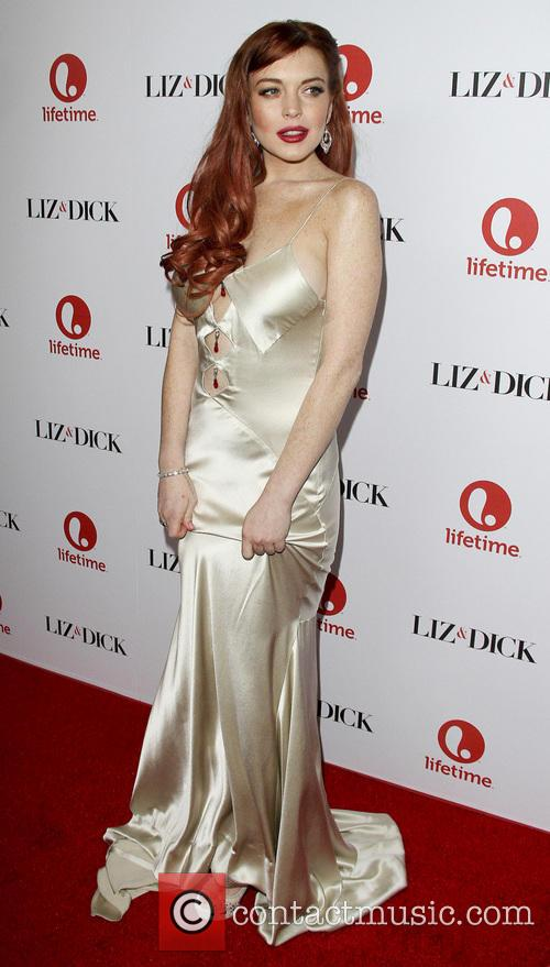 Lindsay Lohan, Liz, Dick and Beverly Hills Hotel 2