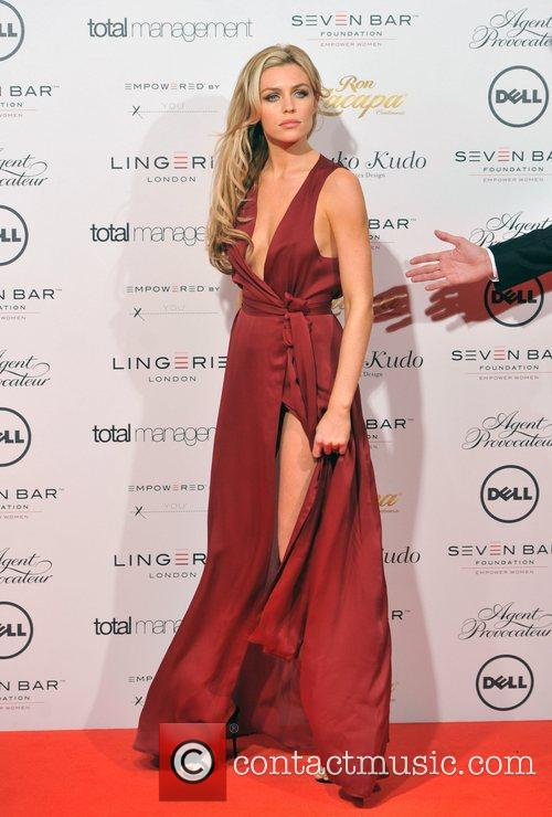 Abbey Clancy and Old Billingsgate 11