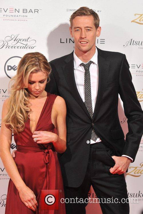 Abbey Clancy, Peter Crouch and Old Billingsgate 2