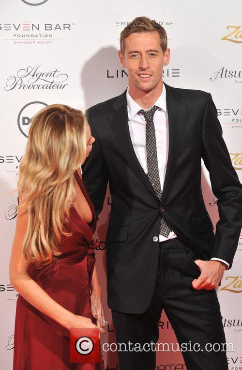 Abbey Clancy, Peter Crouch and Old Billingsgate 3