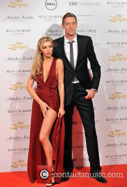 Abbey Clancy, Peter Crouch and Old Billingsgate 5