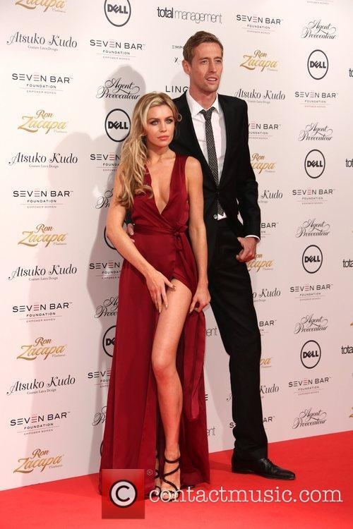 Abbey Clancy, Abbey Crouch, Peter Crouch and Old Billingsgate 10