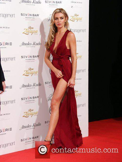 Abbey Clancy, Abbey Crouch and Old Billingsgate 8