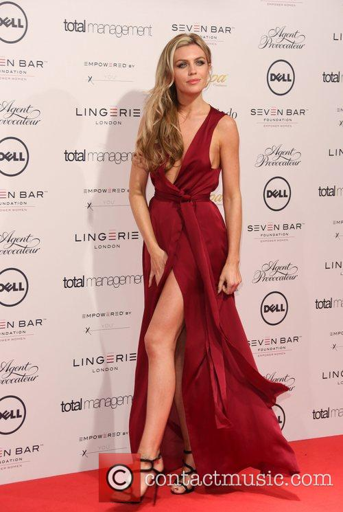 Abbey Clancy, Abbey Crouch and Old Billingsgate 7