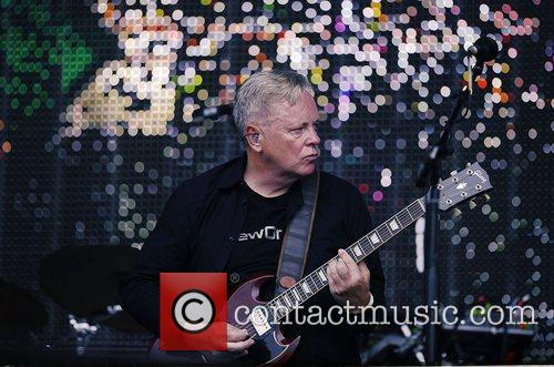 Bernard Sumner and New Order