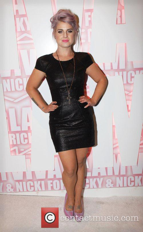 Kelly Osbourne and Viva Glam Party 1