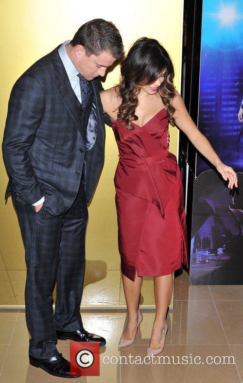 Channing Tatum and Jenna Dewan 1