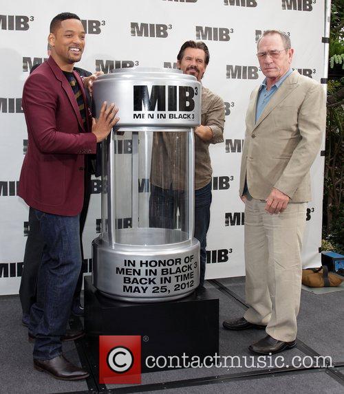 Will Smith, Josh Brolin and Tommy Lee Jones 6
