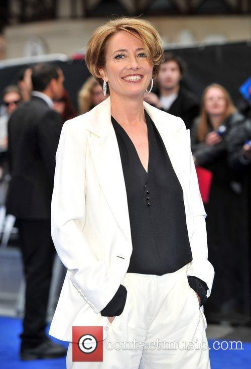 Emma Thompson and Odeon Leicester Square 1