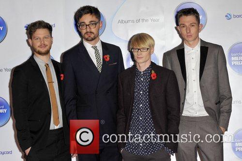 Alt J and Barclaycard Mercury Music Prize