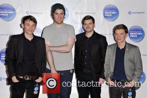 Field Music and Barclaycard Mercury Music Prize