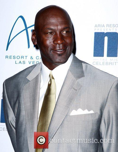 Michael Jordan and Janet Jones 2