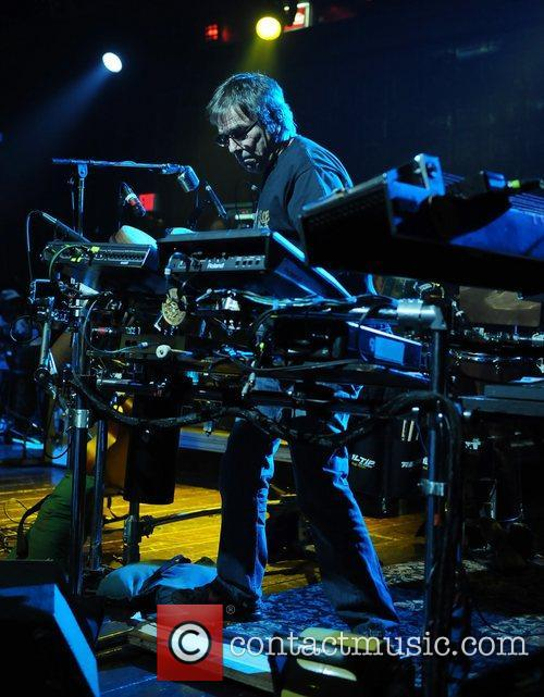 Mickey Hart and Evolution