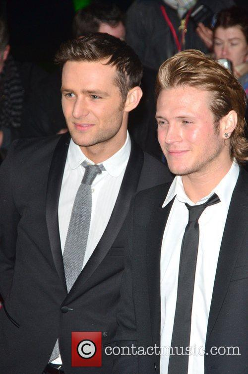 Harry Judd, Dougie Poynter and Mcfly