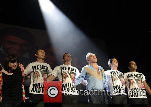 Morrissey, The Front and Manchester Evening News Arena