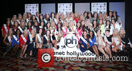 2013 Miss America Pageant Contestants 2013 Miss America...