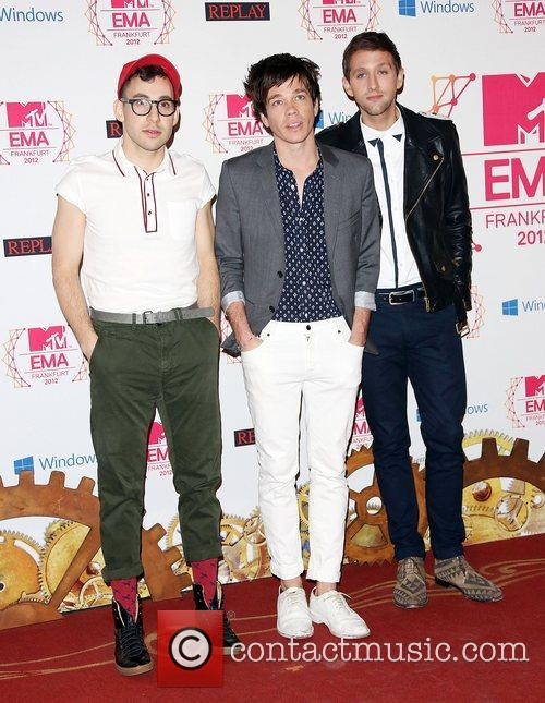 Jack Antonoff, Andrew Dost, Nate Ruess and Fun